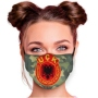Motif mask adjustable with motif AM-581